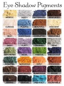 Younique Moodstruck Mineral Pigments