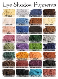 Younique Moodstruck Mineral Pigments